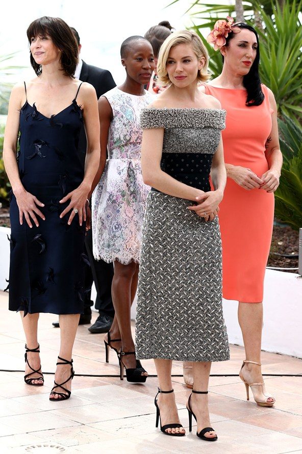 Sophie-Marceau-Rokia-Traore-Sienna-Miller-Rossy-De-Palma-Vogue-13May15-Getty_b_592x888