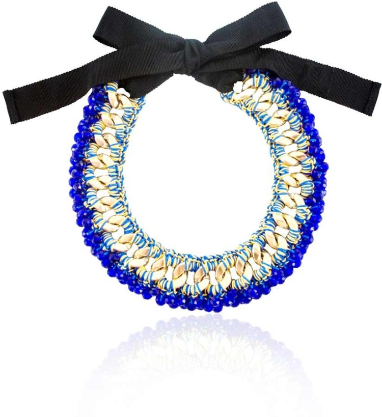 ciconia_cobalt_blue_crytals_embellished_necklace_revival_for_i_love_designer_london_